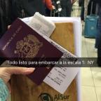 SCL – BKK: Dos días de viaje