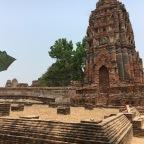 Ayutthaya + navegación + Buda Reclinado