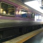 Descanso y viaje en tren Bangkok a Chiang Mai
