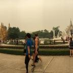 El templo blanco de Chiang Rai y el Triángulo Dorado